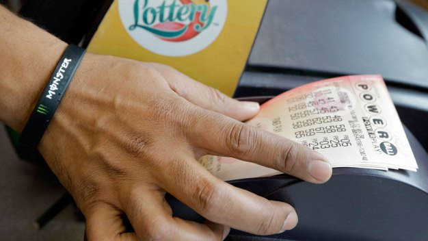 Winning Numbers Drawn for $422M Powerball Jackpot