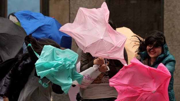Nor'easter Brings Damaging Winds, Flooding, Outages and Rain