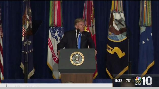 President Trump Unveils New Plan for Afghanistan