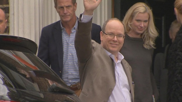 Prince Albert II of Monaco Purchases Mother's Childhood Home in East Falls