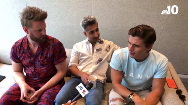 Queer Eye Swings By NBC10 For Sneak Peak of New Season