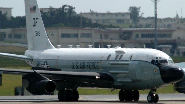 Russian War Plane 'Intercepted' US Aircraft