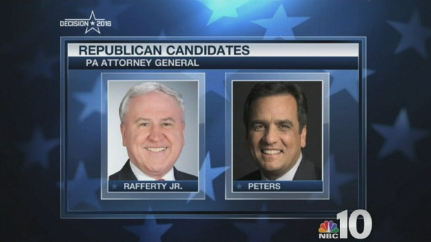 NBC10 @Issue: Attorney General Candidates Speak Out