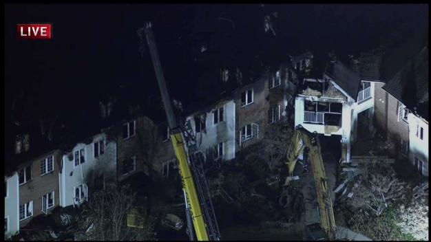 Remains Found at West Chester Fire Scene