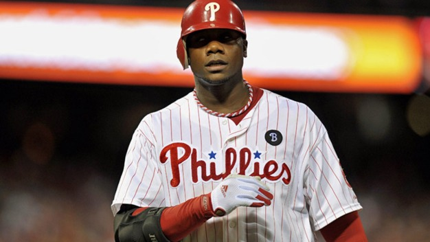 What's Slugger Ryan Howard's Role as Phillies Head to Clearwater