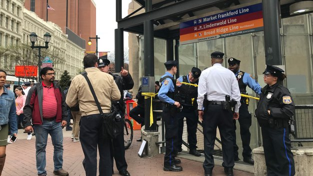 2 Teens Stabbed at SEPTA Station in Center City