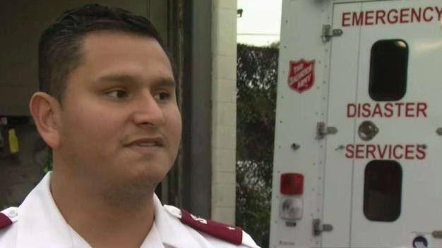 Philly Salvation Army Brings Emotional Support to Florida