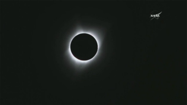 Coast-to-Coast Total Solar Eclipse in Photos