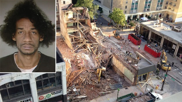 Plea Deal in Deadly Center City Collapse