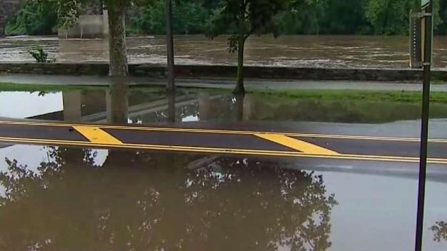 Most Roads Reopen as Water Recedes
