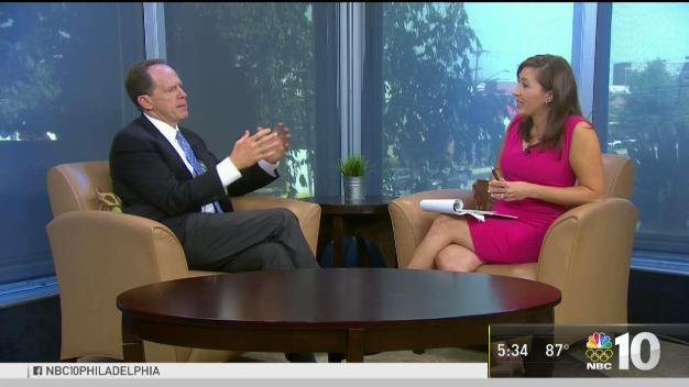 Senator Toomey Talks Tax Reform