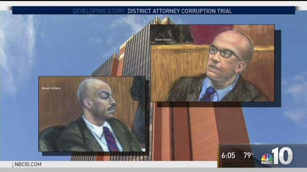 Seth Williams Trial Continues