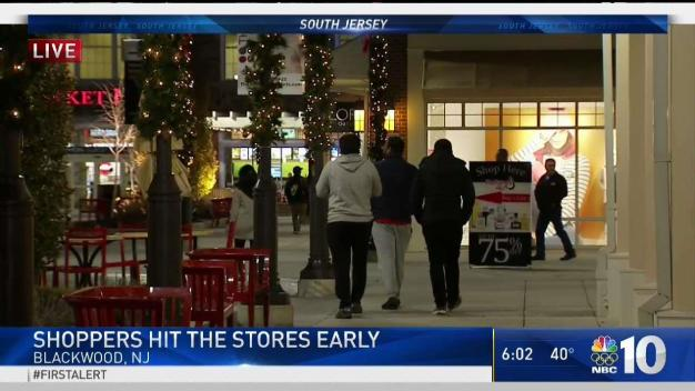 Shoppers Get Head Start on Black Friday Deals