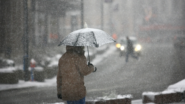 First Snow Expected After Chilly Start to Weekend