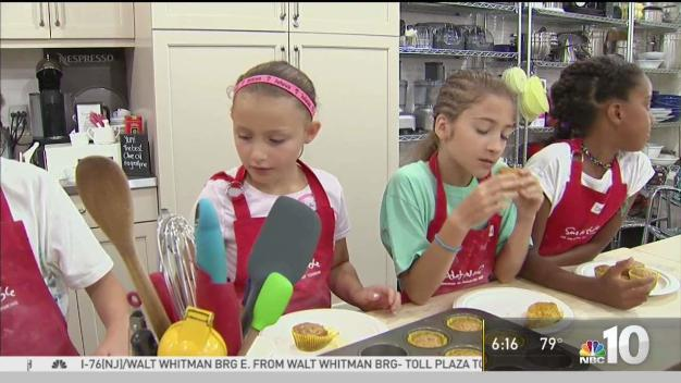 Cooking Can Help Kids Crunch Numbers Over Summer
