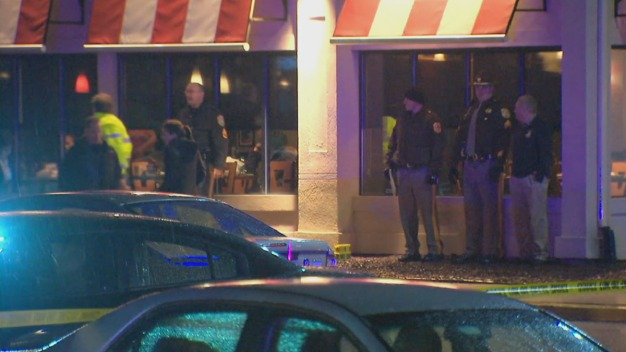 Gunman Kills Man Outside Del. TGI Friday's