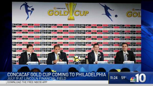 Gold Cup Soccer Coming to Philly