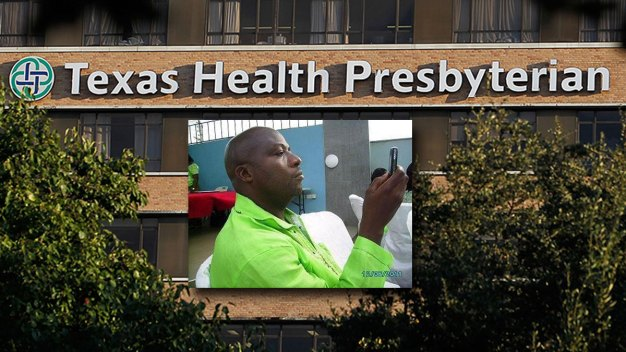 Ebola Patient, ID'd as Thomas Eric Duncan, Flew to Dallas Via D.C.