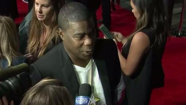 Tracy Morgan Speaks Out About Deadly Crash