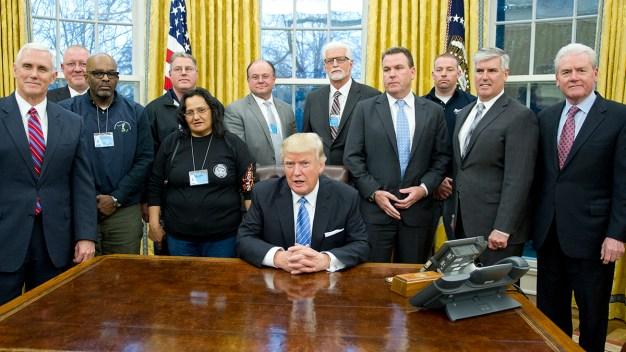 Scorecard: Bulk of Trump's 'Day One' Promises Unfulfilled