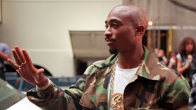 The Car Tupac Shakur Was Shot in Is for Sale at $1.5M