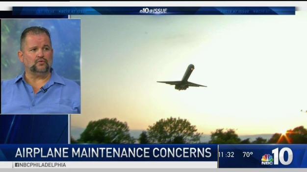 Union Report Raises Concerns About Outsourced Aircraft Maintenance