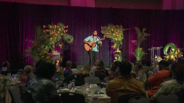Vai Sikahema Foundation Holds Luau in October