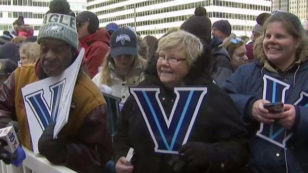 Victory March for Villanova