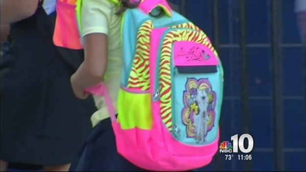 First Day of School: Budget Concerns Still Plague District