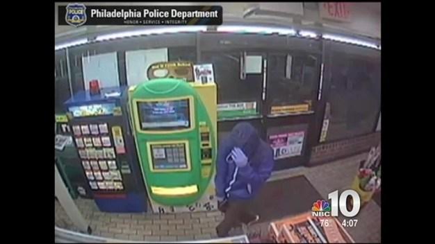 Masked Men Hold Up Overbrook 7-Eleven