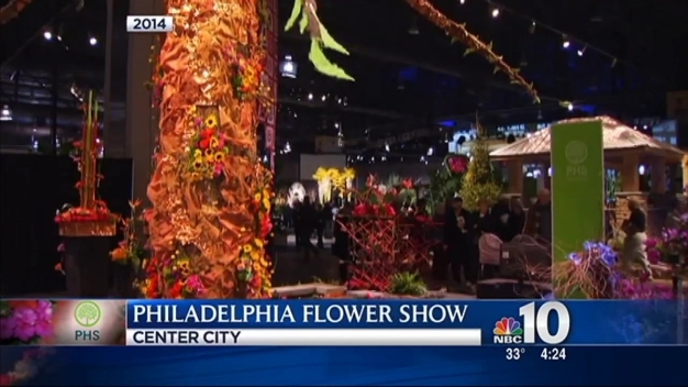 Philly Flower Show Theme Revealed