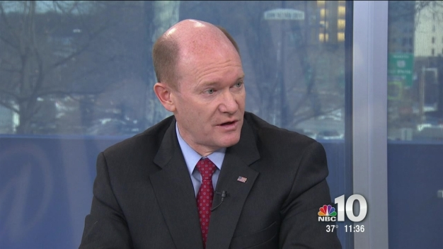 NBC10 @ ISSUE: Sen. Chris Coons