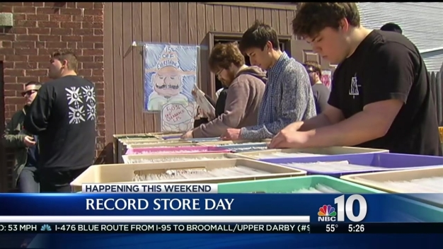 Local Music Shops Celebrate Vinyl With Record Store Day