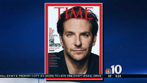 Local Celebrity on TIME Magazine Cover