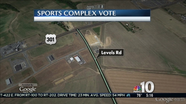 Go-Ahead for Proposed Sports Complex