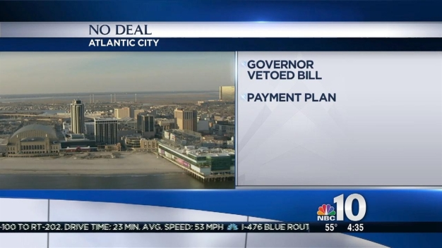 Atlantic City Likely Not Getting Bail Out