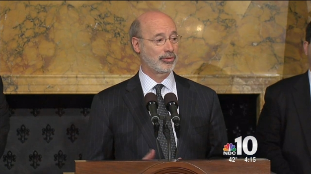 Gov. Wolf Plans Early for Next Budget