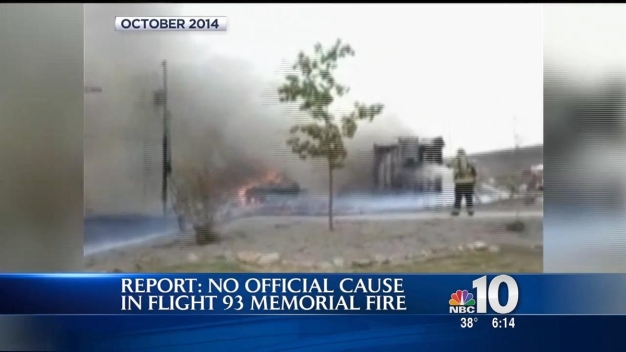 Officials Believe Smoking Led to 2014 Flight 93 Memorial Fire