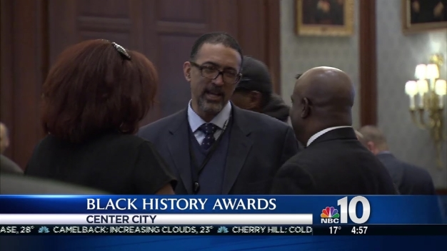Black History Month Awards in Philly