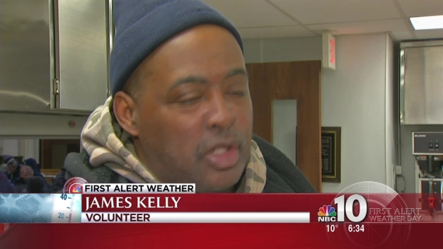 Local Church Helps Homeless People Out of the Cold