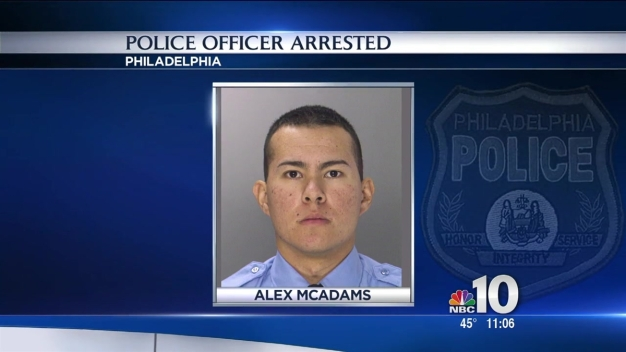 Philadelphia Officer Faces Burglary Charge