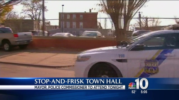 Town Hall for Stop-and-Frisk