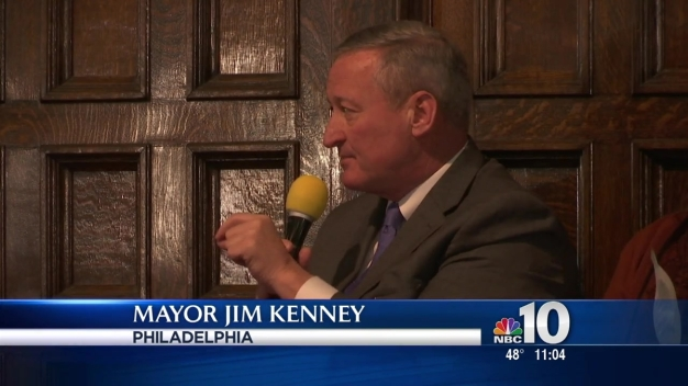 Mayor Kenney Takes Heat at Stop-and-Frisk Town Hall Meeting