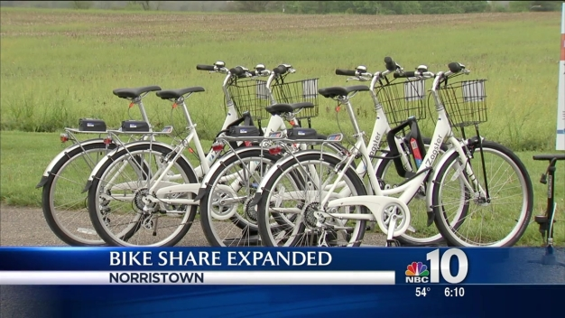 Montgomery County Bike Share Expansion