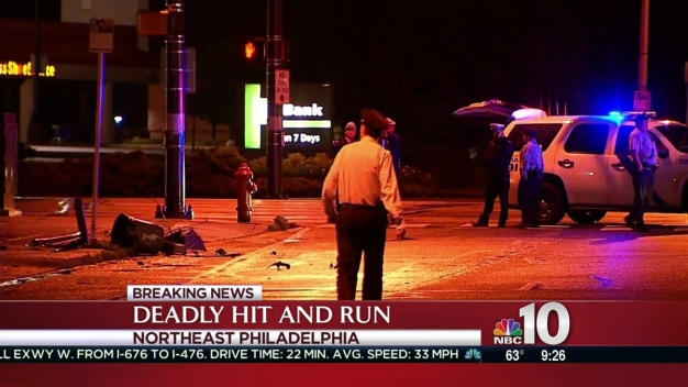 Driver Surrenders in Deadly NE Philadelphia Hit-&-Run