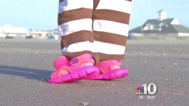 Beachgoers Soak in First Taste of Summer at the Shore
