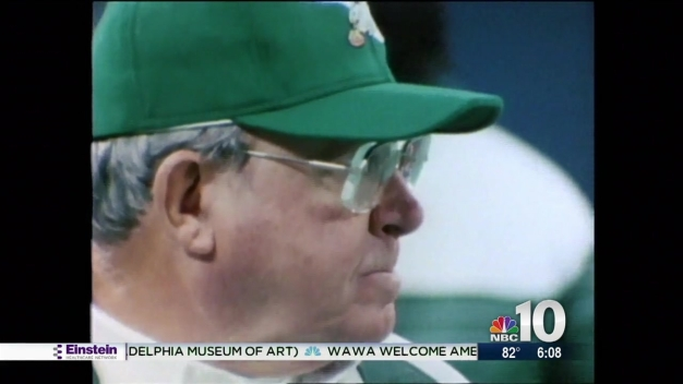 Former Philadelphia Eagles Coach Buddy Ryan Dies