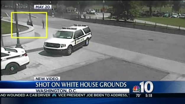 Video Shows PA Man Shot by Secret Service Near White House