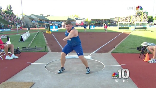 Pennsylvania Shot Putter Joe Kovacs Heading to Rio