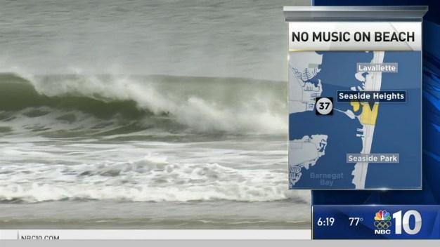 Beach Music Ban